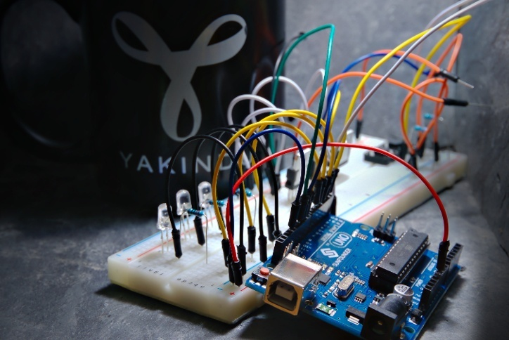 Program an Arduino with State Machines in 5 Minutes